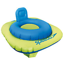 Buy Sea Squad Swim Seat 0-1 Years, Blue Online at johnlewis.com