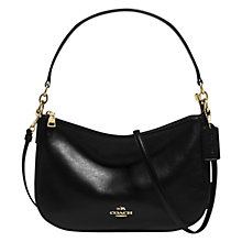 Buy Coach Chelsea Leather Across Body Bag Online at johnlewis.com