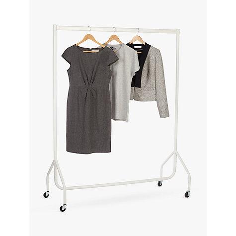 buy lewis matt white clothes rail lewis