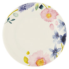 Buy bluebellgray Fine China Side Plate, Dia.22cm Online at johnlewis.com