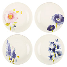Buy bluebellgray Tea Plates, Set of 4 Online at johnlewis.com