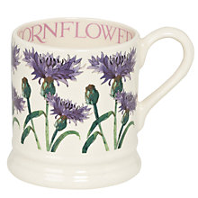 Buy Emma Bridgewater Cornflower Half Pint Mug Online at johnlewis.com