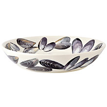 Buy Emma Bridgewater Black Toast Mussels Pasta Bowl Online at johnlewis.com