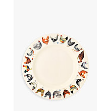 Buy Emma Bridgewater Hen & Toast 28cm Plate Online at johnlewis.com