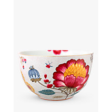 Buy PiP Studio Fantasy 23cm Bowl, White Online at johnlewis.com