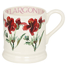 Buy Emma Bridgewater Pelargonium 1/2pt Mug Online at johnlewis.com
