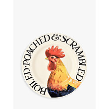 "Buy Emma Bridgewater Hen & Toast 8.5"" Plate Online at johnlewis.com"