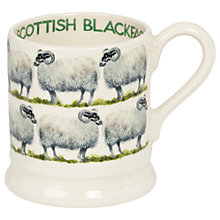 Buy Emma Bridgewater Blackface Sheep Half Pint Mug Online at johnlewis.com