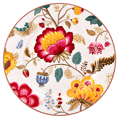 PiP Studio Fantasy Charger Plate