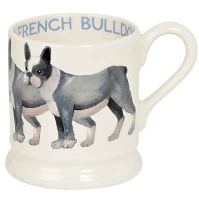 Emma Bridgewater French Bull Dog Half Pint Mug