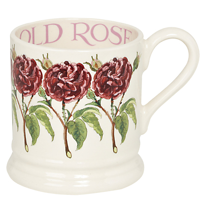 Emma Bridgewater Old Rose 1/2pt Mug