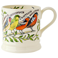 Buy Emma Bridgewater Garden Birds 1 Pint Mug Online at johnlewis.com