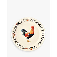 Buy Emma Bridgewater Hen & Toast Pasta Bowl Online at johnlewis.com