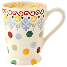 Buy Emma Bridgewater Polka Dot Folk Cocoa Mug Online at johnlewis.com