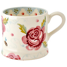 Buy Emma Bridgewater Rose & Bee Quarter Pint Mug Online at johnlewis.com