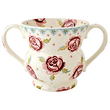 Buy Emma Bridgewater Rose & Bee 2 Handled Vase Online at johnlewis.com