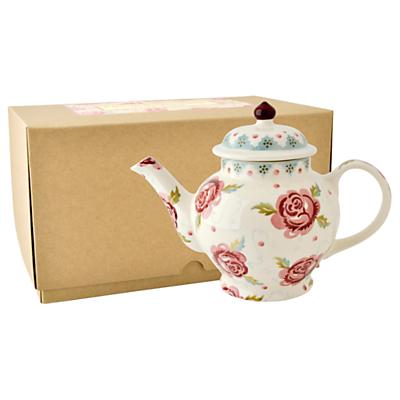 Emma Bridgewater Rose & Bee 2 Cup Teapot