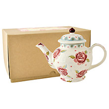 Buy Emma Bridgewater Rose & Bee 2 Cup Teapot Online at johnlewis.com