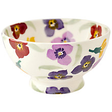 Buy Emma Bridgewater Wallflower French Bowl Online at johnlewis.com