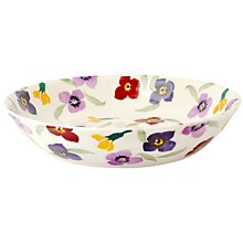 Buy Emma Bridgewater Wallflower Pasta Bowl Online at johnlewis.com