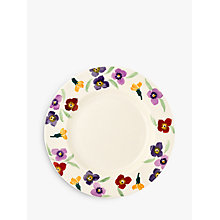Buy Emma Bridgewater Wallflower Dinner Plate Online at johnlewis.com