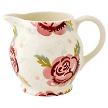 Buy Emma Bridgewater Rose & Bee 1/4 Pint Jug Online at johnlewis.com