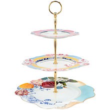 Buy PiP Studio Royal 3 Tier Cake Stand Online at johnlewis.com