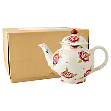 Buy Emma Bridgewater Rose & Bee 4 Cup Teapot Online at johnlewis.com