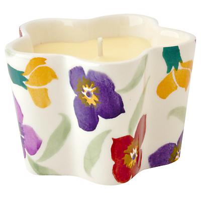 Emma Bridgewater Wallflower Filled Candle