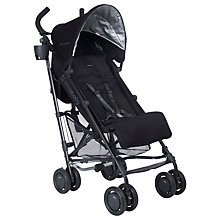 Buy Uppababy G-Luxe Stroller Jake, Black Online at johnlewis.com