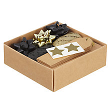 Buy John Lewis Accessories Gift Wrap Set Box Online at johnlewis.com