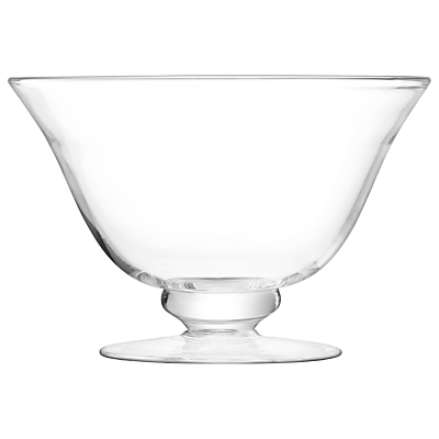 LSA International Serve Footed Bowl