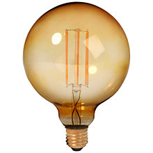 Buy Calex 2.7W ES LED Globe Decorative Bulb Online at johnlewis.com