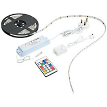 Buy Saxby Aqualine LED Water Resistant Strip Light Kit Online at johnlewis.com