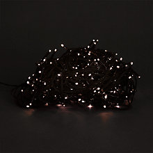 Buy Think Gadgets Pin Outdoor Line Lights, 160, Clear Online at johnlewis.com