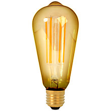 Buy Calex 2.7W ES LED Rustic Decorative Bulb Online at johnlewis.com