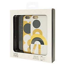 Buy Orla Kiely Big Spot Shadow Flower and Girl Cases for iPhone 6, Pack of 2, Multi Online at johnlewis.com
