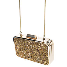 Buy Mango Beaded Panel Clutch Bag Online at johnlewis.com