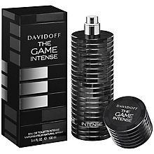 Buy Davidoff The Game Intense Eau de Toilette, 100ml Online at johnlewis.com
