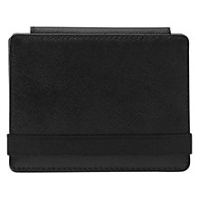 Buy Reiss Chet Leather Fold Wallet Online at johnlewis.com