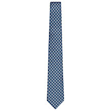 Buy Reiss Grousner Circle Print Silk Tie Online at johnlewis.com