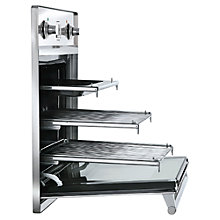 Buy ILVE KGS 30cm Telescopic Runners, Chrome Online at johnlewis.com