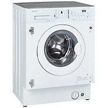 Buy John Lewis JLBIWM1403 Integrated Washing Machine, 7kg Load, A++ Energy Rating, 1400rpm Spin, White Online at johnlewis.com
