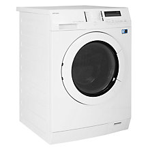 Buy John Lewis JLWD1613 Washer Dryer, 9kg Wash/6kg Dry Load, A Energy Rating, 1600rpm Spin, White Online at johnlewis.com