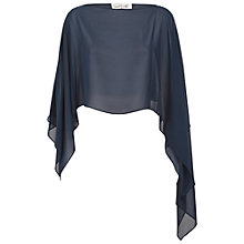 Buy Damsel in a dress Gabriella Shawl, Navy Online at johnlewis.com
