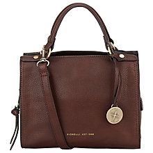 Buy Fiorelli Candy Small Grab Bag, Brown Online at johnlewis.com