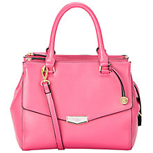 Buy Fiorelli Mia Grab Bag, Power Pink Online at johnlewis.com