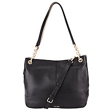 Buy Calvin Klein Mia Chain Saffiano Leather Tote Bag Online at johnlewis.com