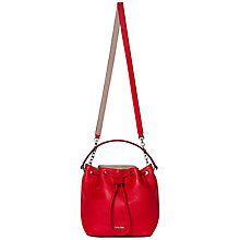 Buy Calvin Klein Mia Mini Drawstring Hobo Bag Online at johnlewis.com