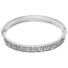 Buy Adele Marie Crystal Hinged Bangle Online at johnlewis.com